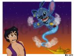 Aladdin by wici14