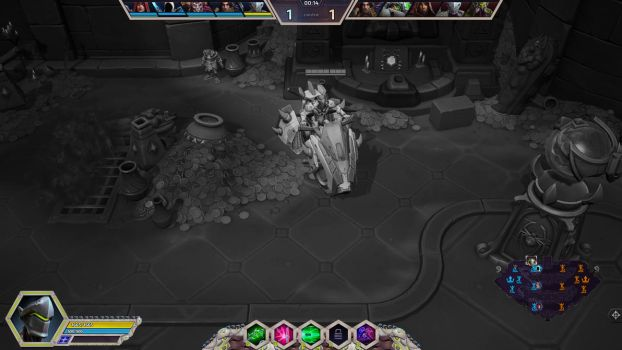 Genji - Heroes Of the Storm Overlay by lol0verlay