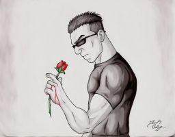The Deadly Rose by dsx100