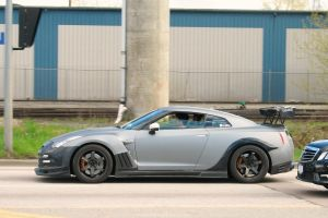 Super GT-R Turned Grey by SeanTheCarSpotter