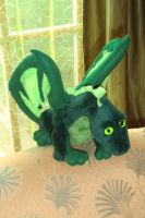 Shoulder Dragon by Caleighs-World