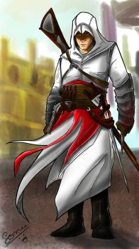 Assassin's Creed by sonu9