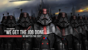 Star Wars: The Old Republic Sith Troopers (1080p) by modroid