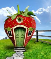 Strawberry Fields by funkmaster-c