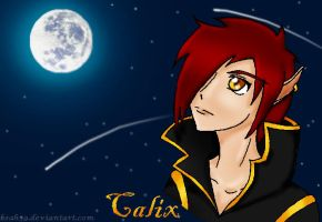 Calix -- for Loupy by Keah59