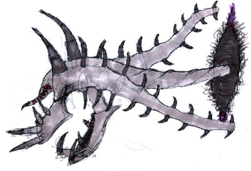 Extradimensional Abomination 1 by IfritianIndustries
