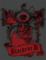 Blackened All Seeing Eye by CongkakCulas
