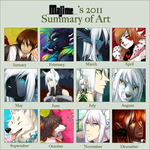 Majime's Best of 2011 by Majime
