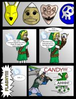 Links Trick for Treats by PhantomBlaze