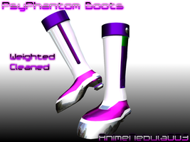 PsyPhantom Boots DL! by AnimeNebula003