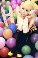 Kagamine Rin - Hearring the melody by ikabii