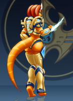 Protoss Shey by Toughset