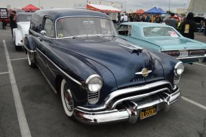 1950 Oldsmobile Sedan Delivery V by Brooklyn47