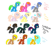 Pegasi of Catakari: Adoptables batch 2 by Mammarmiar