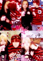 Mello and Matt - Purikura by coffee-in-a-teacup