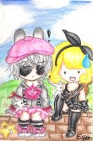 Attack of the Bunnies by The-Yello-Mello