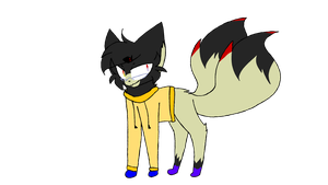 Wolfiary fusion by AryPrower