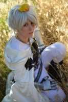 Holy sinner - Teutonic Prussia Cosplay by Voldiesama