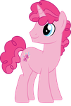 Pinkie Pie Party Favor by blah23z