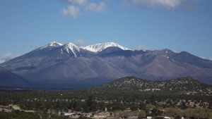 San Francisco Peaks Arizona by Speck2
