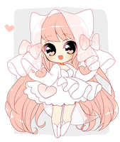 Kitty Bride Auction (8designs) [CLOSED] by Pikiru