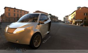Electric car 5 by talesytales