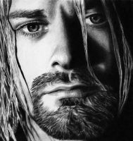 Kurt Cobain by Sandy515