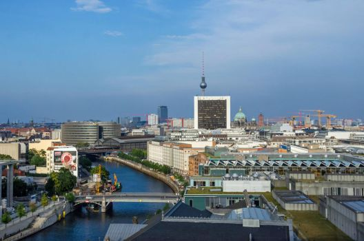 Berlin Mitte by TheMetronomad