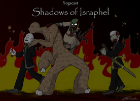 Shadows of Israphel Villians by DordtChild