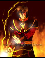 Prince of the Fire Nation by BreakingSasuke