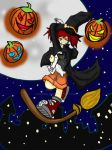 Hallowee Con - Witch Keyl by DAngel14
