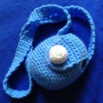 Pouch with a Strap for Tamagotchi Friends by sq9kll