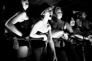 Burlesque by dcfranz