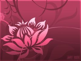 Pink Lamour by mirul