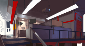 WIP - Secret Control by fox-orian