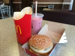My meal at Mcdonalds by Callewis2