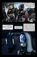 Mass Effect: The Journey 05 by The-Alienmorph