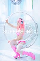 Super Sonico by overclass2