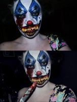 Killer Clown by SweetAmber445