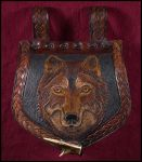 Northern Hunter Belt Pouch by Wodenswolf