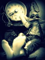 Tired of Waiting by kgpanelo