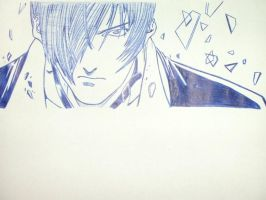 iori yagami. by beppejoin