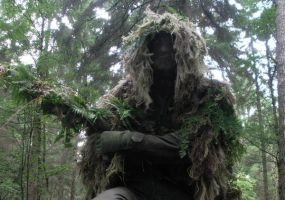 Ghillie suit - Summer by TheTomi