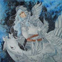 Griffith- Berserk by agalmatophiliac