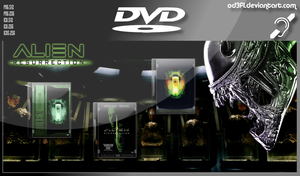DVD - 1997 - Alien Resurrection by od3f1