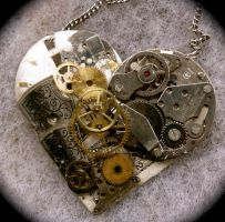 Steampunk Heart by Lucky978