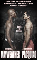 Mayweather v Pacquiao complete by Rzr316