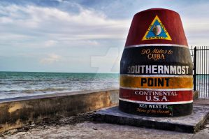 Southernmost Point by QuintinoDeSousa