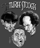 3 Stooges by adavis57