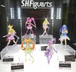 S.H.Figuarts Pretty Cure Figurines by rlkitterman